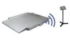 Беспроводное соединение весов Масса-К 4D-P.SP-3
