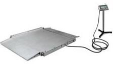 Проводное соединение весов Масса-К 4D-P.SP-3